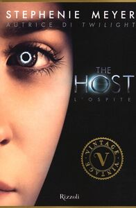 Foto Cover di The host, Libro di Stephenie Meyer, edito da Rizzoli