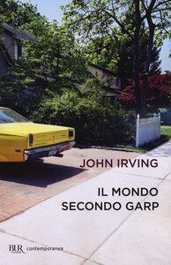 Foto Cover di Il mondo secondo Garp, Libro di John Irving, edito da BUR Biblioteca Univ. Rizzoli