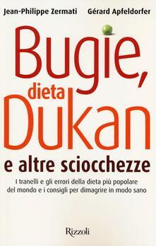 Lpgcsostenible.es Bugie, dieta Dukan e altre sciocchezze. I tranelli e gli errori della dieta più popolare del mondo e i consigli per dimagrire in modo sano Image