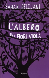 L' albero dei fiori viola
