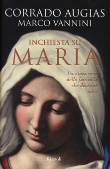 Antondemarirreguera.es Inchiesta su Maria. La storia vera della fanciulla che divenne mito Image