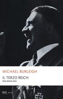 Il Terzo Reich - Michael Burleigh - copertina