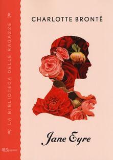 Jane Eyre - Charlotte Brontë - copertina