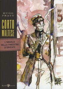 Foto Cover di Corto Maltese. L'angelo della finestra d'Oriente, Libro di Hugo Pratt, edito da Rizzoli Lizard