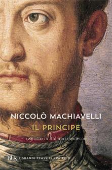 Il principe. Testo originale e versione in italiano contemporaneo.pdf