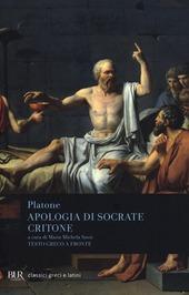 Apologia di Socrate-Critone. Testo greco a fronte