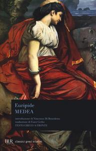 Libro Medea. Testo greco a fronte Euripide