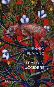 Foto Cover di Tempo di uccidere, Libro di Ennio Flaiano, edito da BUR Biblioteca Univ. Rizzoli