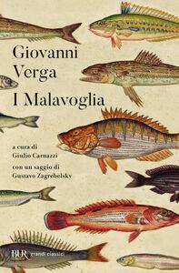Libro I Malavoglia Giovanni Verga