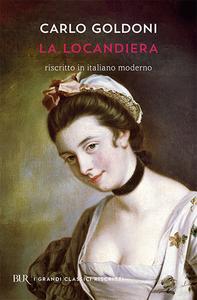 Libro La locandiera Carlo Goldoni