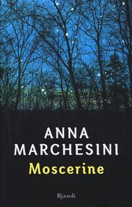 Moscerine - Anna Marchesini - copertina