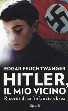 Winniearcher.com Hitler, il mio vicino. Ricordi di un'infanzia ebrea Image