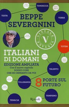 Fondazionesergioperlamusica.it Italiani di domani. 8 porte sul futuro Image