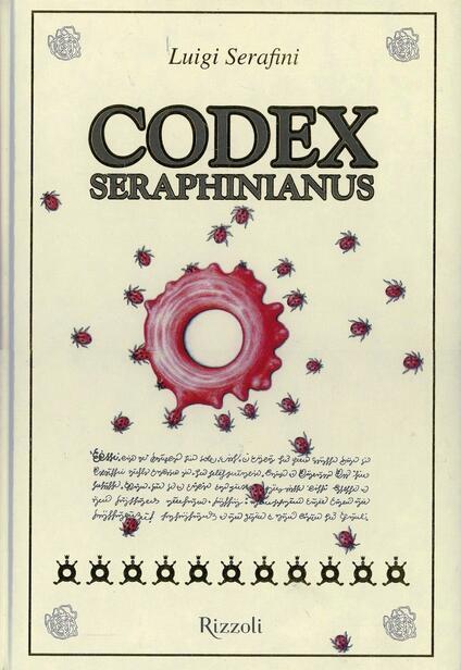 Codex Seraphinianus - Luigi Serafini - copertina