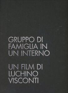 Libro Gruppo di famiglia in un interno. Un film di Luchino Visconti. Ediz. illustrata. Con DVD