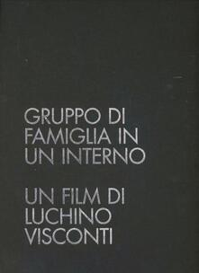 Squillogame.it Gruppo di famiglia in un interno. Un film di Luchino Visconti. Ediz. illustrata. Con DVD Image
