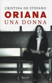 Copertina  Oriana : una donna