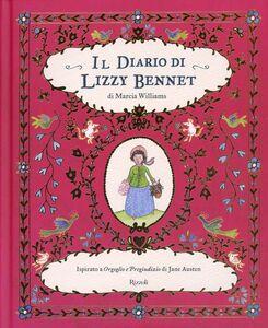 Foto Cover di Il diario di Lizzy Bennet, Libro di Marcia Williams, edito da Rizzoli