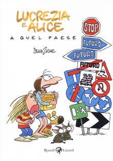 Radiospeed.it Lucrezia e Alice a Quel Paese Image
