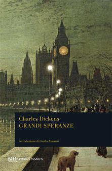 Grandi speranze - Charles Dickens - copertina