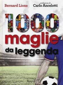 Letterarioprimopiano.it 1000 maglie da leggenda Image