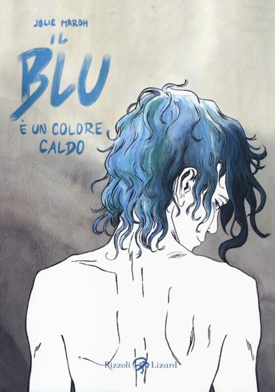 Il blu è un colore caldo - Julie Maroh - copertina