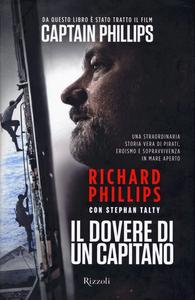 Libro Il dovere di un capitano Richard Phillips , Stephan Talty