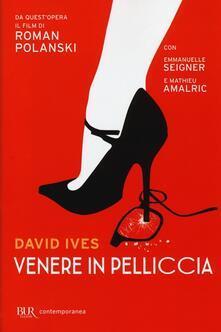 Aboutschuster.de Venere in pelliccia Image