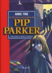 Camfeed.it Il piccolo fantasma di Pip Parker. Una storia di paura e di Natale Image
