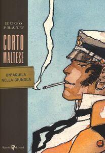 Libro Corto Maltese. Un'aquila nella giungla Hugo Pratt