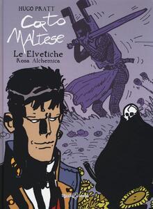 Corto Maltese. Le elvetiche. Rosa alchemica. Vol. 13
