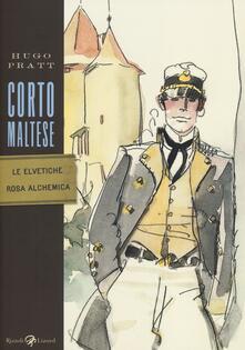 Capturtokyoedition.it Corto Maltese. Le elvetiche. Rosa alchemica Image