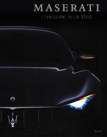 Nicocaradonna.it Maserati. L'evoluzione dello stile Image