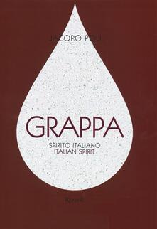 Grappa. Spirito italiano. Ediz. italiana e inglese.pdf