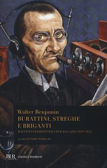Vitalitart.it Burattini, streghe e briganti. Racconti radiofonici per ragazzi (1929-1932) Image