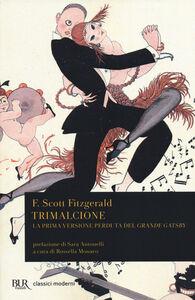 Libro Trimalcione Francis Scott Fitzgerald