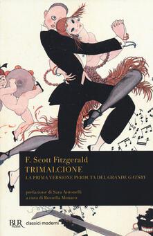 Trimalcione - Francis Scott Fitzgerald - copertina