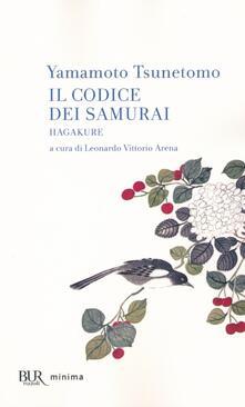 Ristorantezintonio.it Il codice dei samurai. Hagakure Image