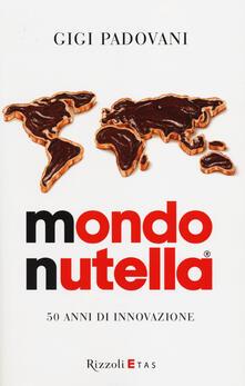 Antondemarirreguera.es Mondo Nutella. 50 anni di innovazione Image