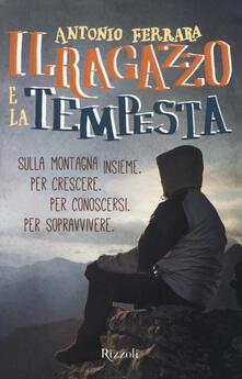 Antondemarirreguera.es Il ragazzo e la tempesta Image