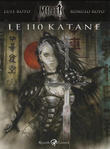 Le 110 katane. Malefic time. Vol. 2