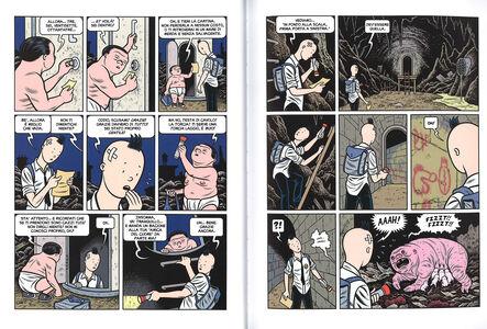 Libro Sugar Skull Charles Burns 1
