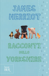 Libro Racconti dello Yorkshire James Herriot