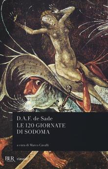 Librisulladiversita.it Le 120 giornate di Sodoma Image