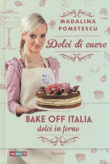 Squillogame.it Dolci di cuore. Bake off Italia, dolci in forno Image