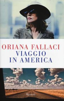 Viaggio in America - Oriana Fallaci - copertina