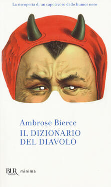 Il dizionario del diavolo - Ambrose Bierce - copertina