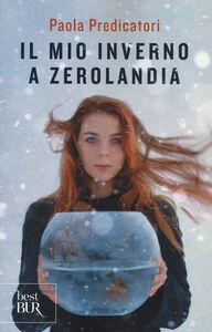 Libro Il mio inverno a Zerolandia Paola Predicatori