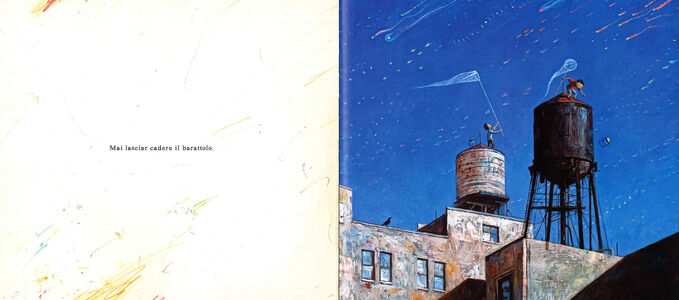 Foto Cover di Regole dell'estate, Libro di Shaun Tan, edito da Rizzoli 1