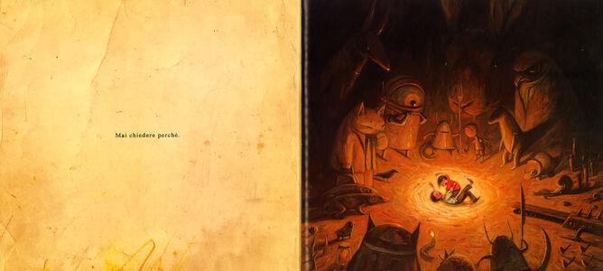 Foto Cover di Regole dell'estate, Libro di Shaun Tan, edito da Rizzoli 3